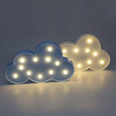 Iwantzone.com - Kids Dream Star Cloud And Moon Lights - Led Night Lights - Kids-Dream-Light-1
