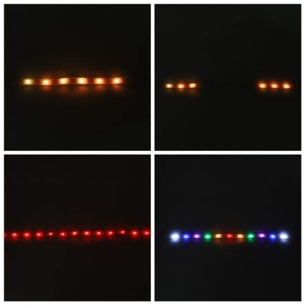 LED Safety Waist Belt - Indicator Lights - led-safety-waist-belt