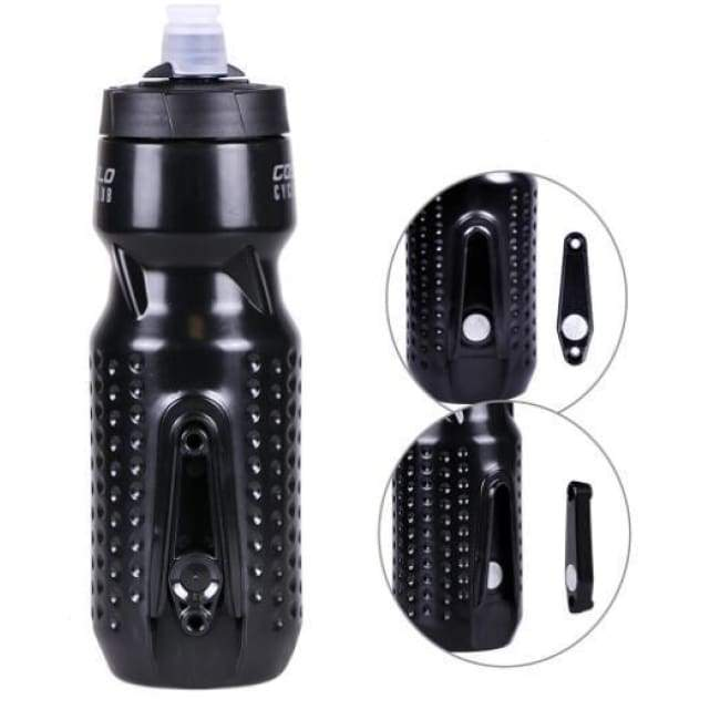 Magnetic Water bottle Bike Mount Cage - Bicycle Water Bottle - magnetic-water-bottle-bike-mount-cage
