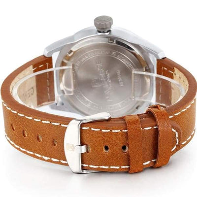 iWantZone.com-Mens Luxury Ultra Thin Dial Sports Watch-www.iwantzone.com-