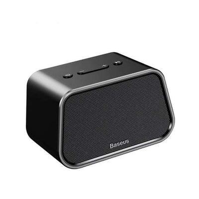 iWantZone.com-Mini Bluetooth Speaker For Phone/Laptop-Portable Speakers-www.iwantzone.com-Black-