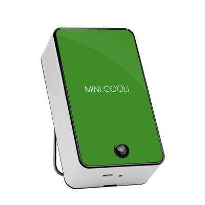 iWantZone.com-Mini Portable Handheld Air Fan-Fans-www.iWantZone.com-Green-
