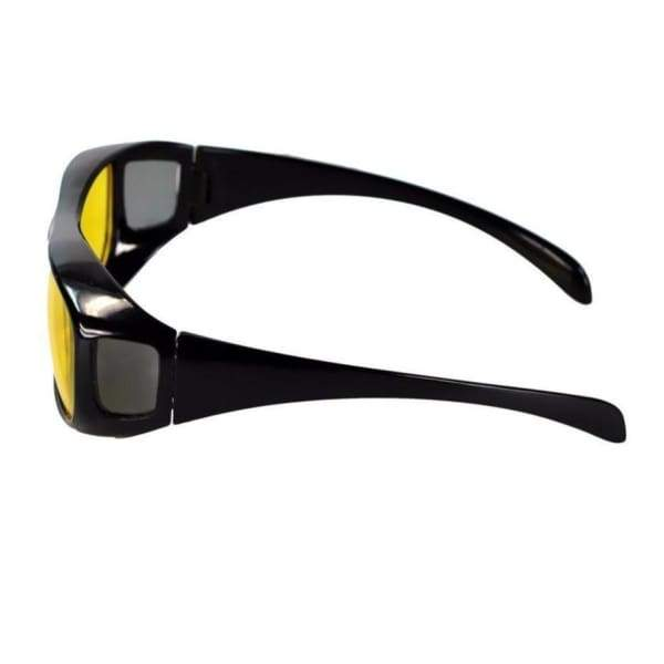 Night Drive Night Vision Anti-Glare Glasses - Sunglasses - night-vision-anti-glare-glasses