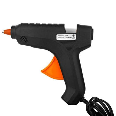PDR Hot Melt Glue Gun - black - pdr-hot-melt-glue-gun