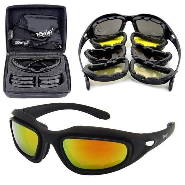 Polarized ANTI-DUST Sunglasses