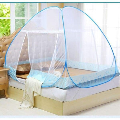 Iwantzone.com - Popup Mosquito Bed Net - Mosquito Net - Popup-Mosquito-Bed-Net