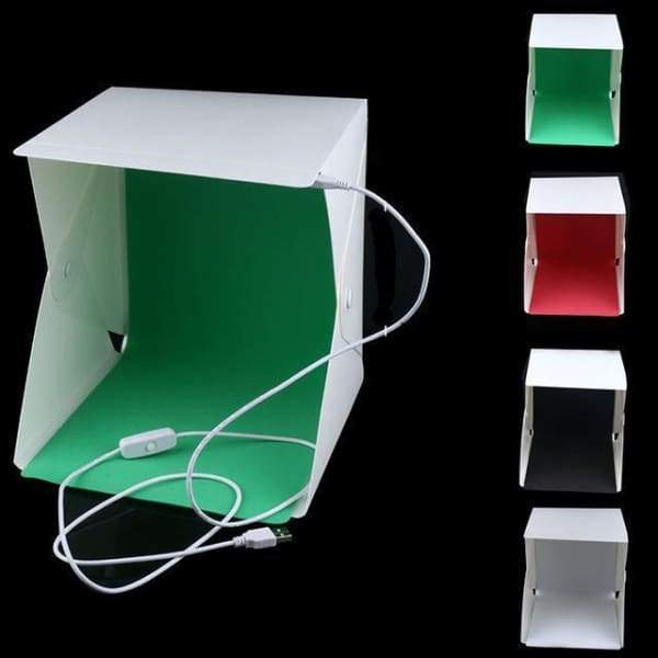 Portable Folding Studio Box