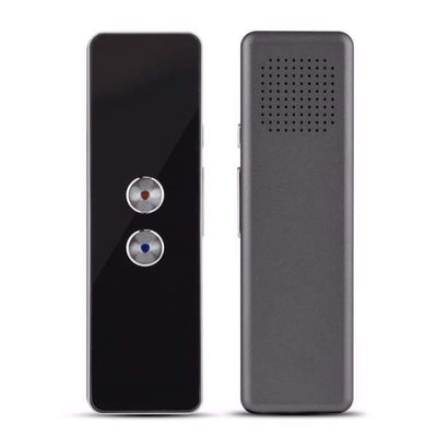 Portable Language Translator - Translator - Gray - portable-language-translator