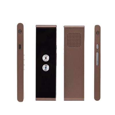 Portable Language Translator - Translator - Rose Gold - portable-language-translator