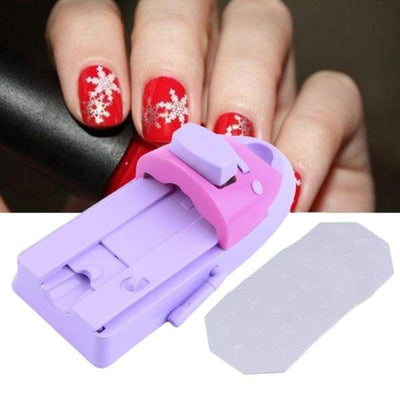 Iwantzone.com - Portable Nail Art Stamp Printing Machine - Home - Portable-Nail-Printer