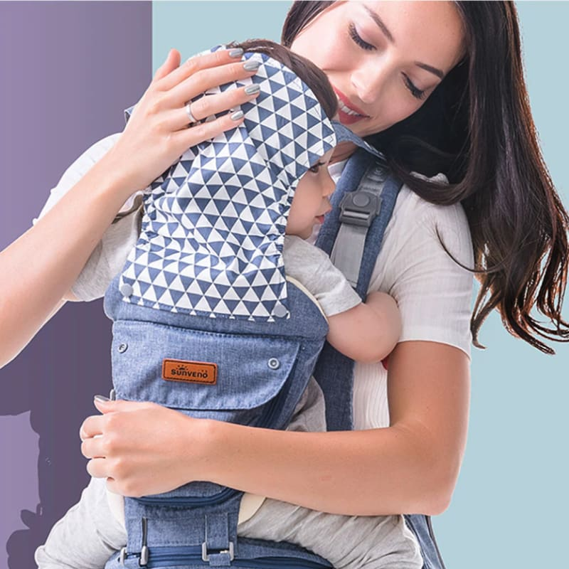 Premium Quality Ergonomic Hip Seat Baby Carrier - Backpacks & Carriers - premium-quality-ergonomic-hip-seat-baby-carrier