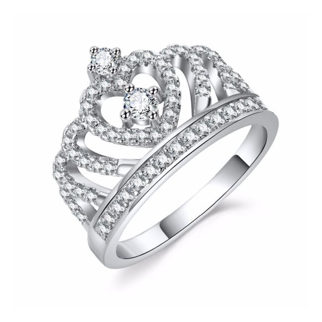 Princess Crown Ring - Rings - princess-crown-ring-1