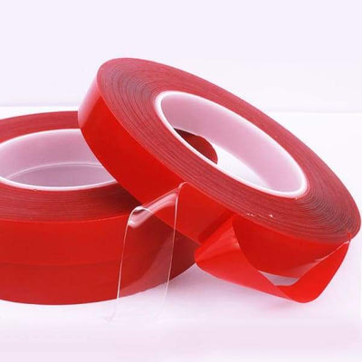 iWantZone.com-Red Double Sided Adhesive Tape-Tape-iWantZone.com-