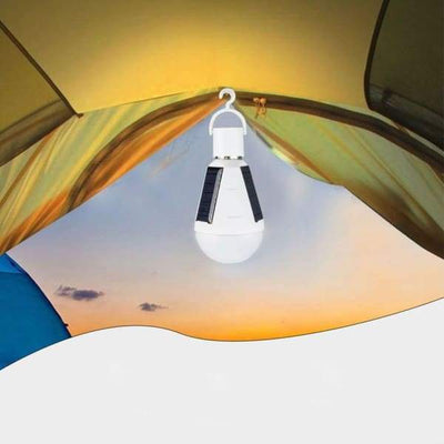 iWantZone.com-Solar Powered Camping LED Light Bulb-Solar Lamps-iWantZone.com-