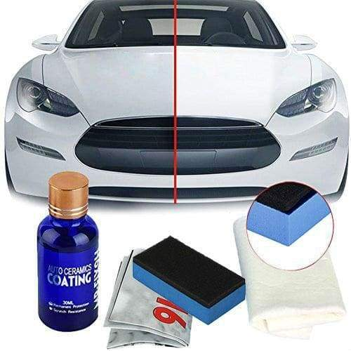 Iwantzone.com - Super Ceramic Car Coating - Polishes - Ceramic-Car-Coating