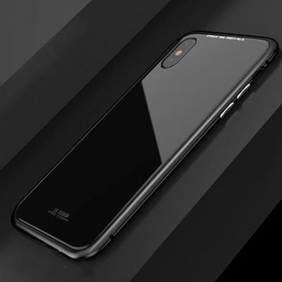 Iwantzone.com - Ultra Magnetic Iphone Case - Fitted Cases - For Iphone X / Full Black - Ultra-Magnetic-Phone-Case