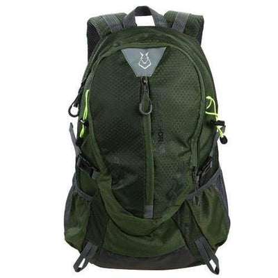 Iwantzone.com - Waterproof Hiking Backpack Collection - Army Green - Waterproof-Hiking-Backpack
