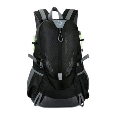 Iwantzone.com - Waterproof Hiking Backpack Collection - Black - Waterproof-Hiking-Backpack