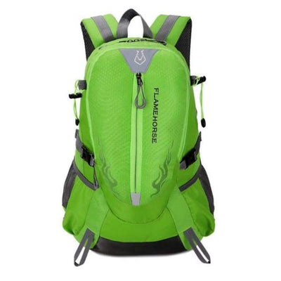 Waterproof Hiking Backpack Collection - Green - waterproof-hiking-backpack