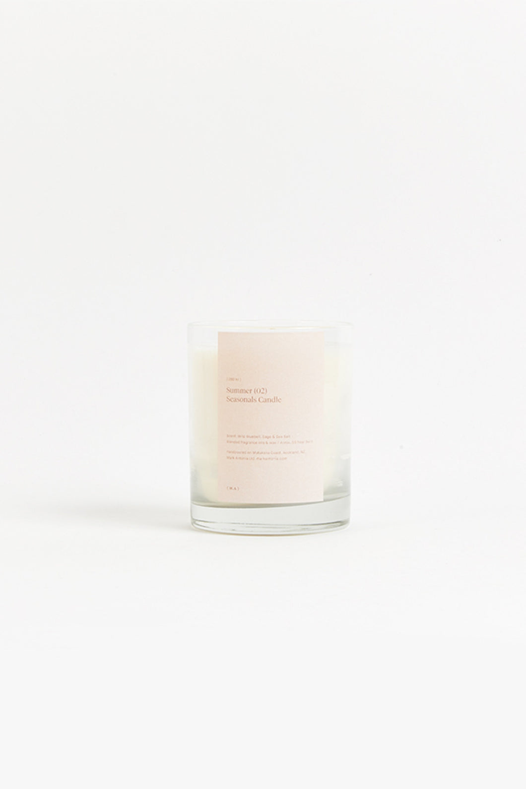 Mark Antonia Summer Candle