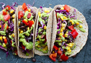 Falafel Friday or Veggie TacoTuesday? How Eating Less Meat Can Actually Save the Environment One Day at a Time