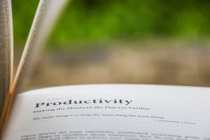 Eco-Friendly Productivity: Sustainable Ways to Get Work Done
