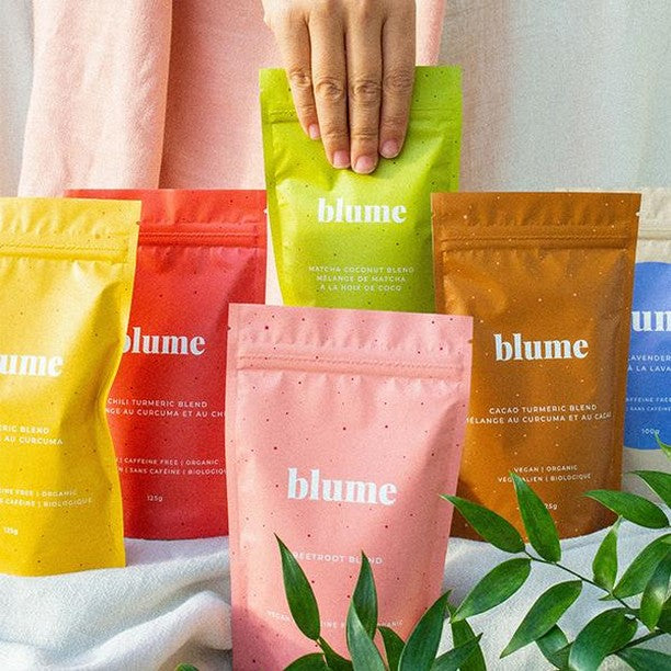 Blume Superfood Botanical Blends