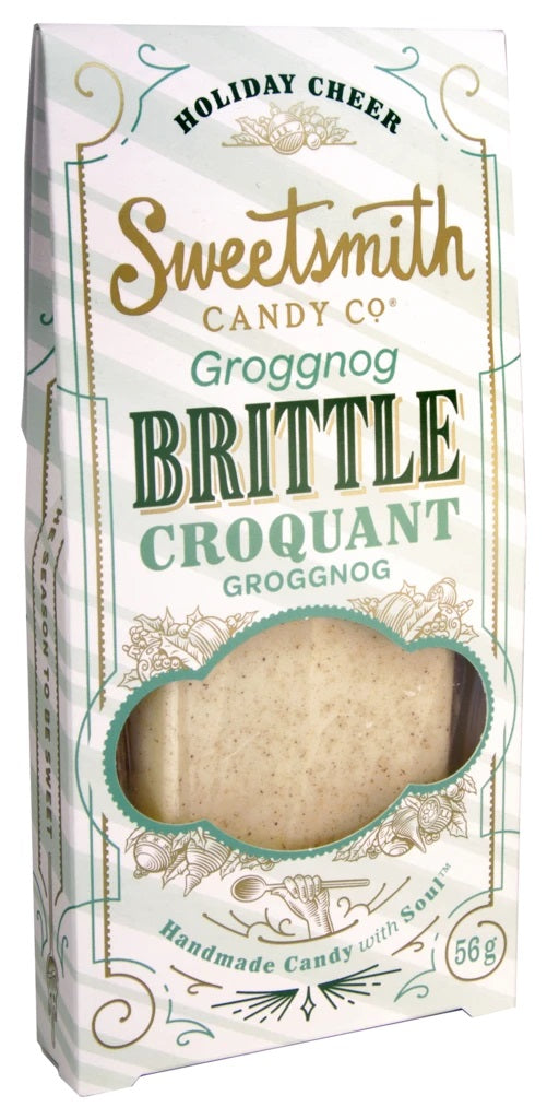 Sweetsmith Candy Company Brittle - Set of 3