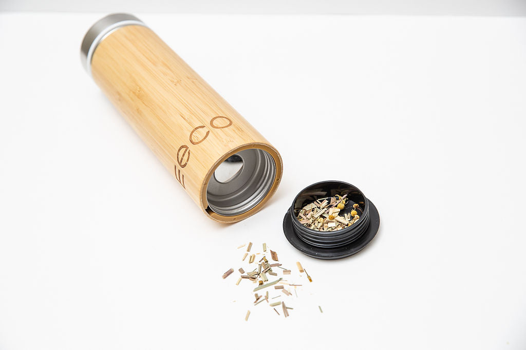 ILIVEECO Tumbler w/Removable Tea Compartment