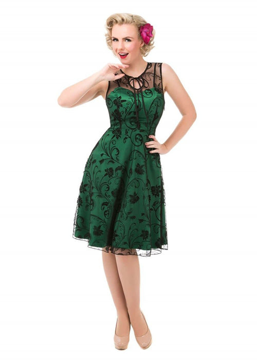 Lindy Bop Frankie-Jean Dress