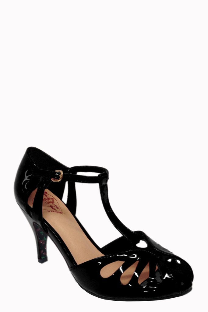 Secret Lovel Heel Black