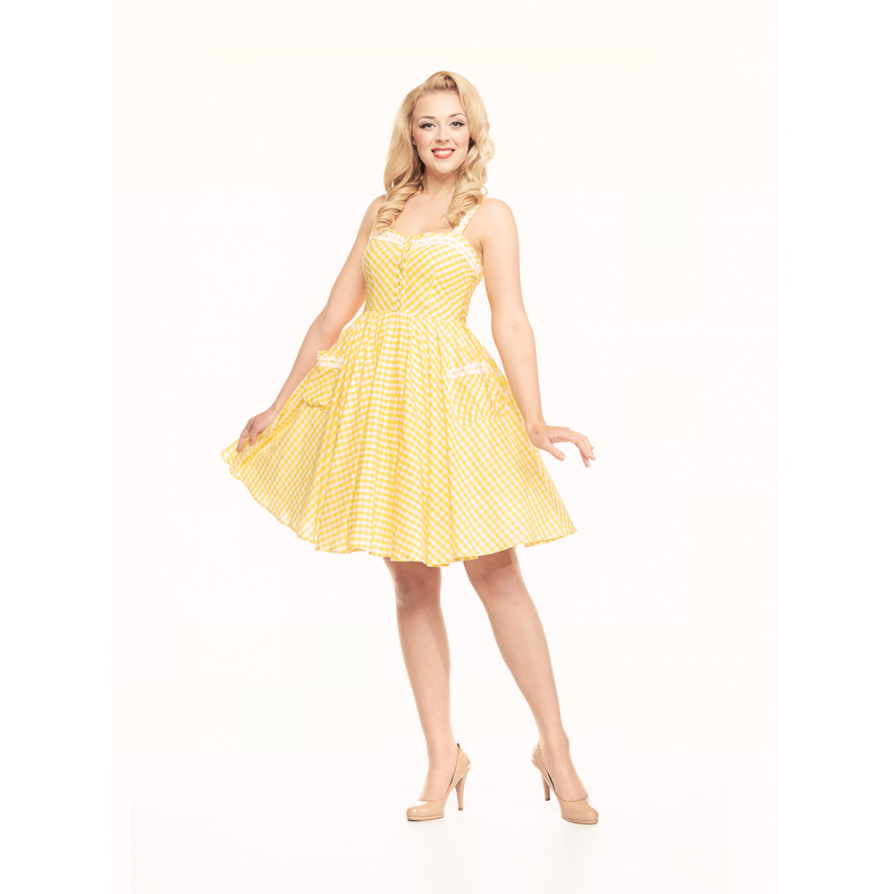 Lindy Bop Corina Ginham Swing Dress