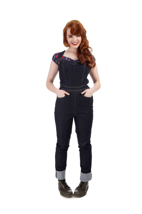 Denise Dungarees