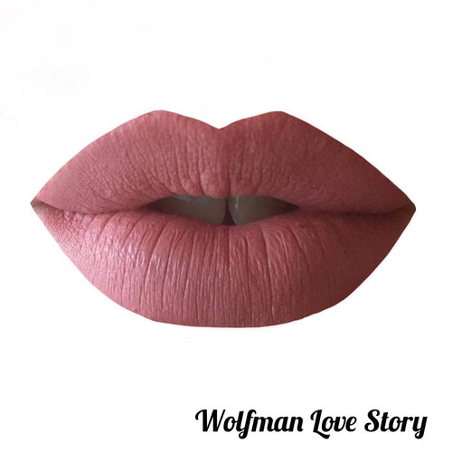 Mermaid Salon Wolf Man Love Story