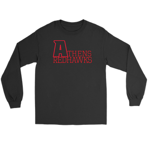 Athens Gildan Long Sleeve Shirt