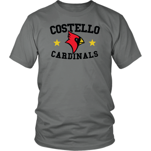 Costello Adult Short Sleeve Shirt
