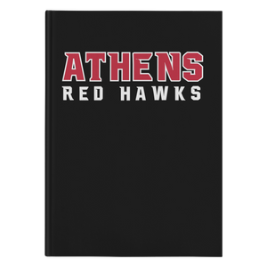Athens Hardcover Journal