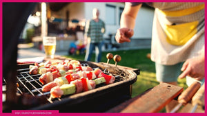 Is it safe to go to a barbecue?