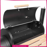 Load image into Gallery viewer, ZOKOP Portable Steel Charcoal BBQ
