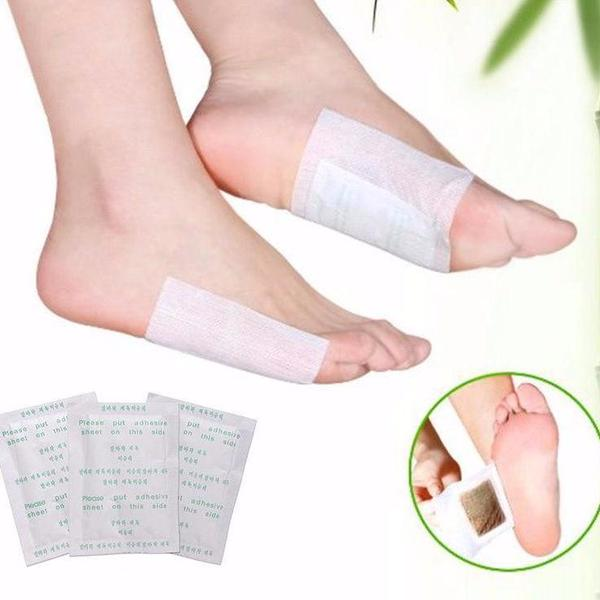 Detox Foot Peel Mask for Smooth Soft Touch Feet. 100 pcs Patchs