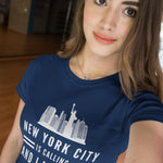 Load image into Gallery viewer, NY Calling YOU T-Shirt