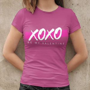XOXO be my valentine