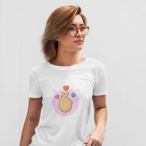 Love K-Pop Sign T-Shirt
