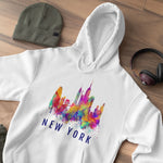 Load image into Gallery viewer, NY Silhouette Colors Hoodie