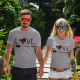 Love with Arrow Short-Sleeve T-Shirt