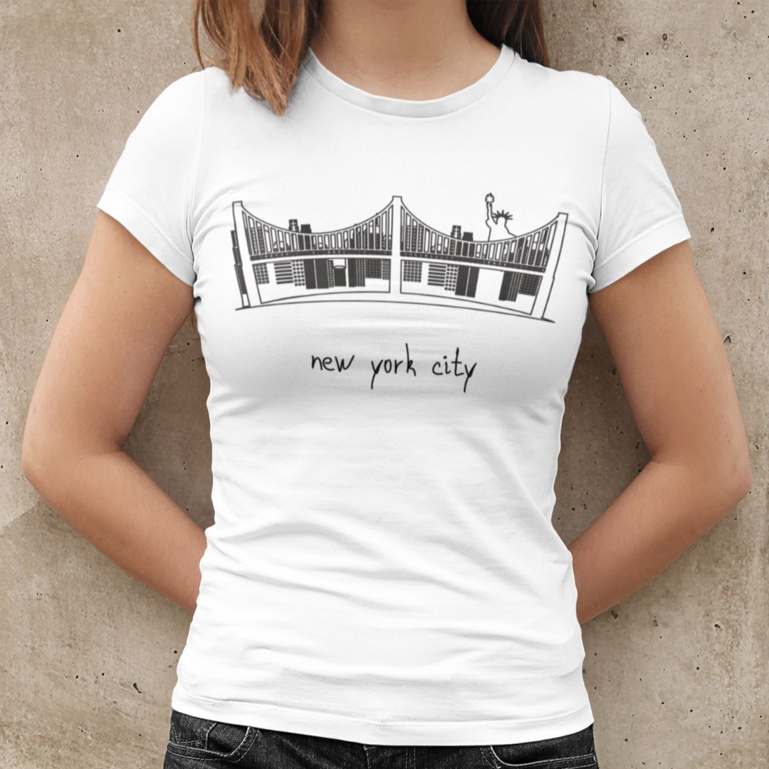 New York Silhouette Original Draw