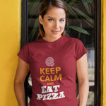 Load image into Gallery viewer, Little Italy 'Keep Calm & Eat Pizza'