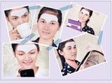 10 PCS Forehead Line Frown Lines Removal Anti-wrinkle Stickers Patch