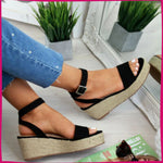 Load image into Gallery viewer, Summer Platform Sandals 2020