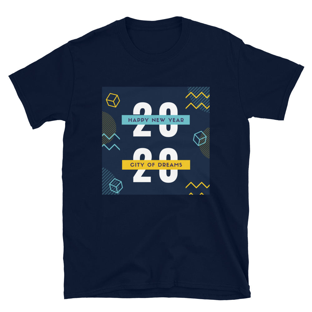 2020 New Year 'City of Dreams' T-Shirt